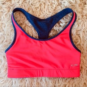 Poppy Reversible Athletic Bra